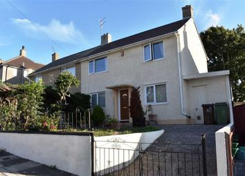 Thumbnail 3 bed semi-detached house for sale in 54, Abbotsbury Way, Lower Ham, Plymouth, Devon