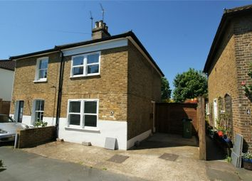 Thumbnail 2 bed semi-detached house to rent in Mills Road, Hersham, Walton-On-Thames, Surrey