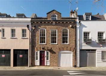 Thumbnail 3 bed terraced house for sale in Cadogan Lane, London