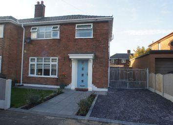 Thumbnail 3 bed end terrace house for sale in Ambleside Crescent, Warrington