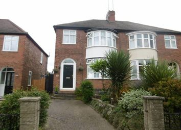 Thumbnail 3 bedroom semi-detached house for sale in Wheatley Lane, Burton-Upon-Trent, Staffordshire