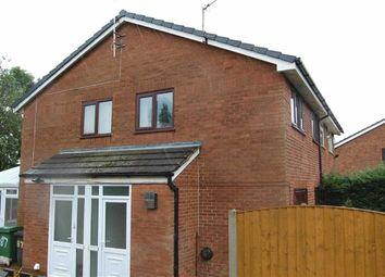 Thumbnail 1 bedroom terraced house for sale in Tetbury Drive, Breightmet, Bolton