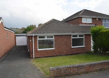 Thumbnail 2 bed semi-detached bungalow for sale in Myers Close, Sinfin, Derby