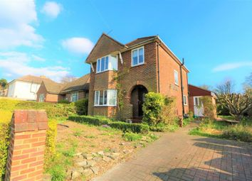 Thumbnail 3 bed detached house to rent in York Road, Camberley