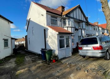 Thumbnail 2 bed duplex to rent in Dudley Road, South Harrow