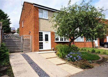 Thumbnail 3 bed semi-detached house for sale in Shepherds Close, Harlington