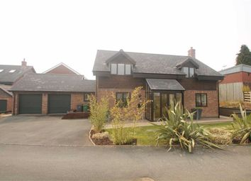 Thumbnail 4 bedroom detached house to rent in Oswalds Close, Oswestry, Shropshire
