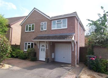 Thumbnail 4 bed detached house to rent in Angelica Gardens, Horton Heath, Eastleigh, Hampshire