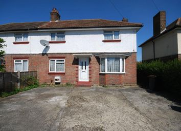 Thumbnail 3 bed semi-detached house to rent in Christchurch Avenue, Wembley, Middlesex