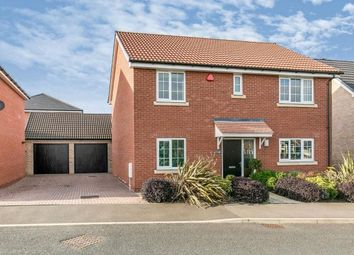 Thumbnail 4 bed detached house for sale in Alder Way, Sudbury