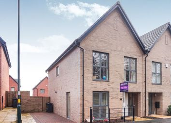 Thumbnail 4 bed semi-detached house for sale in Sir Benjamin Stone Way, Birmingham