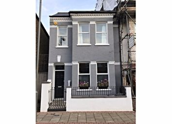 Thumbnail 3 bed terraced house for sale in Leverson Street, Furzedown