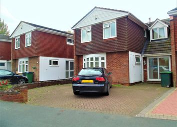 4 bed link-detached house for sale in St Valentines Close, Sandwell Valley B70