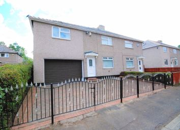 Thumbnail 3 bed semi-detached house for sale in Tower Gardens, Ryton