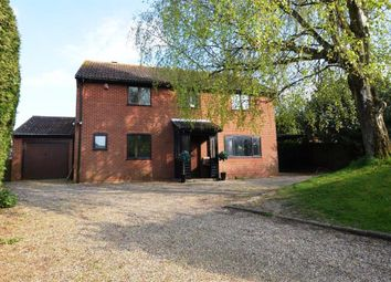 Thumbnail 5 bedroom detached house for sale in Maybank, North Walsham