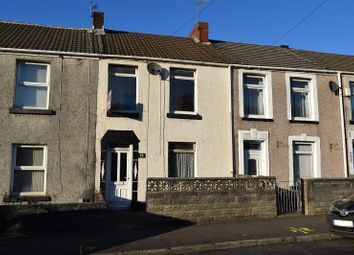 Thumbnail 3 bed terraced house for sale in Courtney Street, Swansea