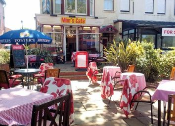 Thumbnail Restaurant/cafe for sale in Wood Street, St Annes On Sea