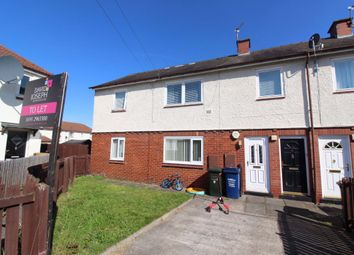 Thumbnail 1 bed flat to rent in Hurst Terrace, Walker, Newcastle Upon Tyne