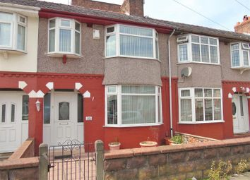 Thumbnail 3 bed terraced house for sale in Bradville Road, Walton, Liverpool
