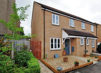Thumbnail 3 bed semi-detached house for sale in Toulouse Road, North Petherton, Bridgwater