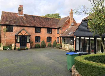 Thumbnail 5 bedroom detached house to rent in Streeters Farm, Fletching Common, Newick, East Sussex