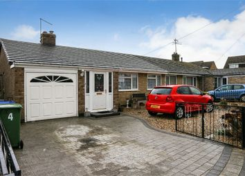 Thumbnail 3 bed cottage for sale in Winston Close, Nether Heyford, Northampton