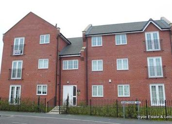 Thumbnail 2 bed flat to rent in Rawsthorne Avenue, Manchester