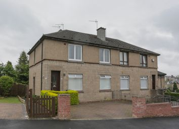 Thumbnail 2 bed flat for sale in 34 Pitlochry Drive, Glasgow
