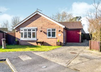 Thumbnail 2 bed bungalow for sale in Hill Field, Wainfleet, Lincolnshire