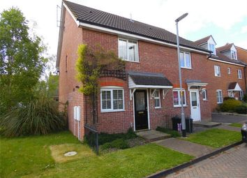 Thumbnail Terraced house to rent in Farmhouse Drive, Deeping St Nicholas, Spalding, Lincolnshire
