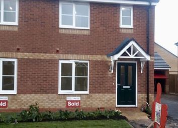 Thumbnail 3 bed semi-detached house to rent in Salt Bank, Marston Drive, Stafford