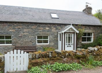 Thumbnail Cottage for sale in Ashiestiel, Selkirkshire, Borders