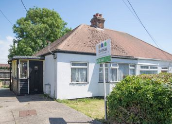 Thumbnail 2 bed bungalow for sale in Alexandra Road, Capel-Le-Ferne