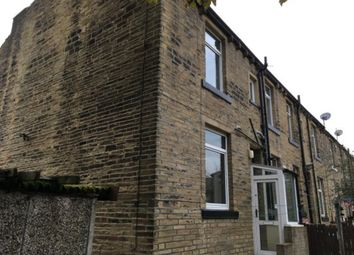 Thumbnail 2 bed terraced house to rent in Mary Street, Oxenhope, Keighley