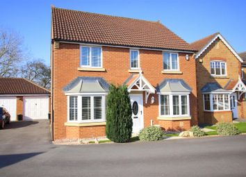Thumbnail 4 bed detached house for sale in Farnham Drive, Darlington