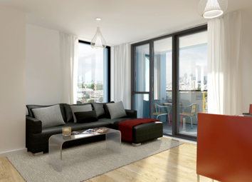 Thumbnail 1 bed flat for sale in Central Park, Central Park, Greenwich
