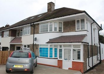 Thumbnail 5 bed semi-detached house to rent in Kenton Lane, Harrow Weald, Harrow