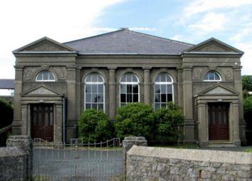 Thumbnail Detached house for sale in Peniel Chapel, Llaneilian Road, Amlwch, Gwynedd