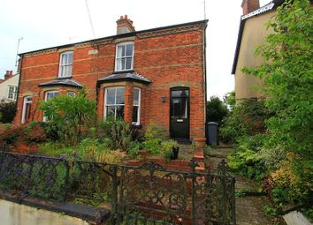 Thumbnail 3 bed semi-detached house for sale in High Street, Wickham Market, Woodbridge, Suffolk