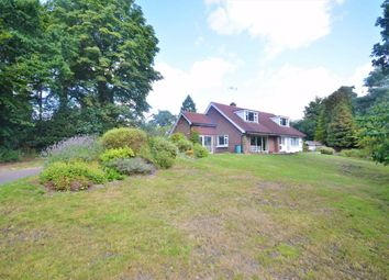 Thumbnail 4 bed detached house for sale in Dene Lane West, Lower Bourne, Farnham