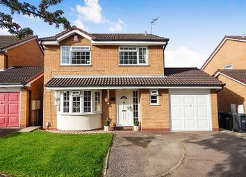 4 bed detached house for sale in Wertheim Way, Stukeley Meadows, Huntingdon PE29
