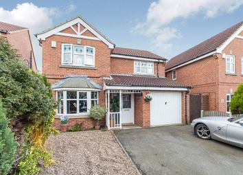 Thumbnail 5 bed detached house for sale in Keystone Avenue, Glasshoughton, Castleford