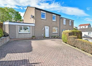 Thumbnail 4 bed semi-detached house for sale in Orrin Grove, Dalgety Bay