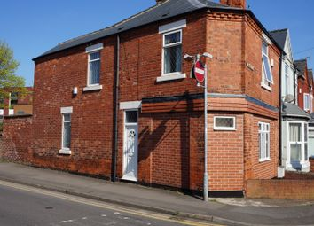 Thumbnail 3 bed end terrace house for sale in Victoria Road, Worksop