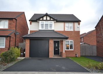 Thumbnail 3 bed detached house for sale in Longridge Drive, Liverpool