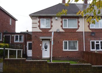 Thumbnail 3 bed semi-detached house to rent in West Avenue, Choppington