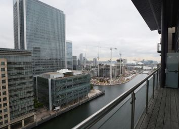 Thumbnail 2 bed flat to rent in Discovery Dock East, Canary Wharf