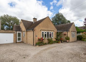 Thumbnail 3 bed detached bungalow for sale in Rissington Road, Bourton On The Water, Gloucestershire