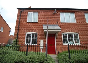 Thumbnail 2 bed property for sale in Leonard Street, Bulwell, Nottingham
