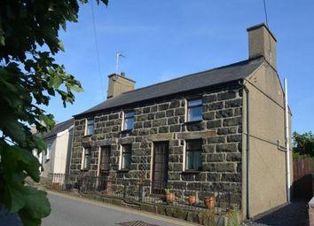 Thumbnail 2 bed detached house for sale in Bodegroes Terrace, Efailnewydd, Pwllheli, Gwynedd